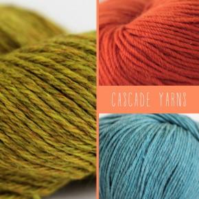 Neue Vorbestellungsrunde: Cascade Yarns