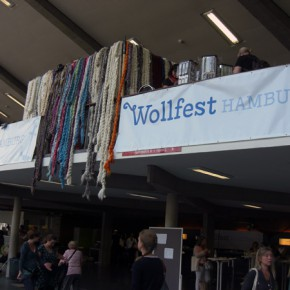 Wollfest 2014 in Hamburg