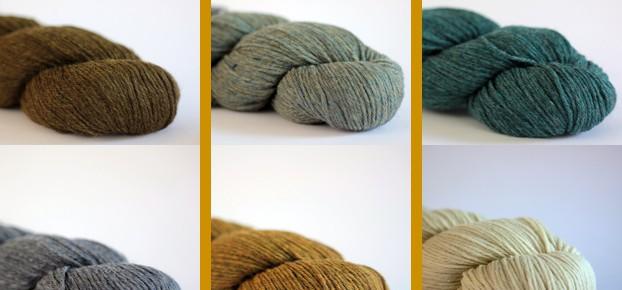 Cascade Yarns - Neue Farben für den Herbst!