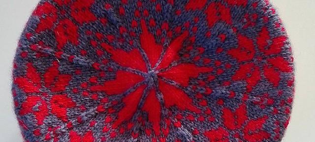 Abgenadelt: Pleiades Hat von Ann Kingstone
