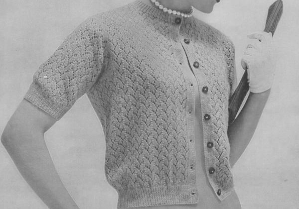 Vintage Knitting - von der Faszination alter Strickmuster -