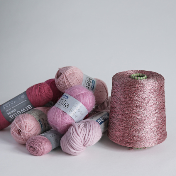 Paia 709 Rose Shimmer