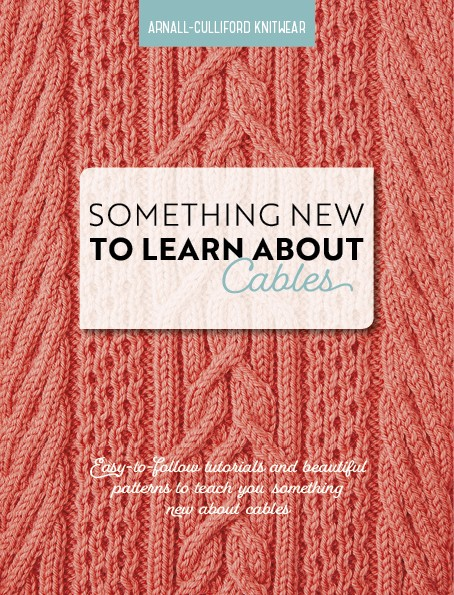 Something New to Learn About Cables