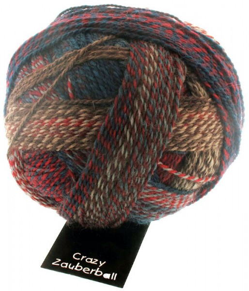 Zauberball ® Crazy - Herbstwind (1507)