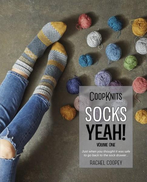 CoopKnits Socks Yeah! Volume 1