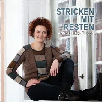 Stricken mit Resten von Annette Danielsen