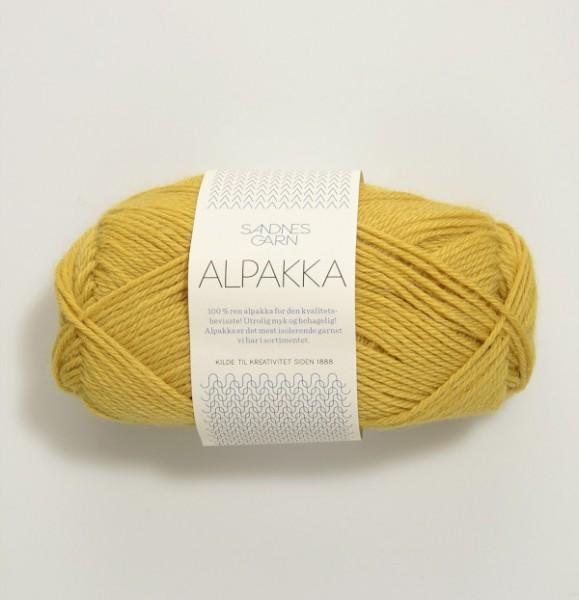 Alpakka - Maisgelb (2015)