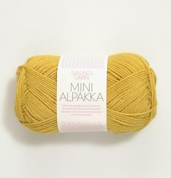 Mini Alpakka - Maisgelb (2015)
