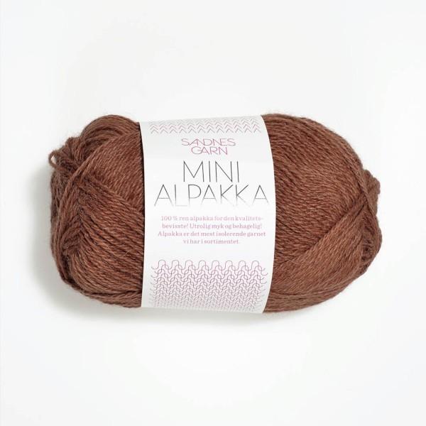 Mini Alpakka - Høst (3062)