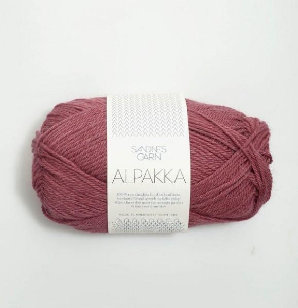 Alpakka - Altrosa (4244)