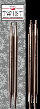 ChiaoGoo - Twist Nadelspitzen kurz (10cm)