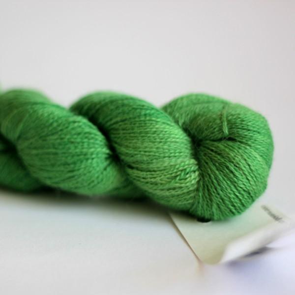Silkpaca - Sapphire Green