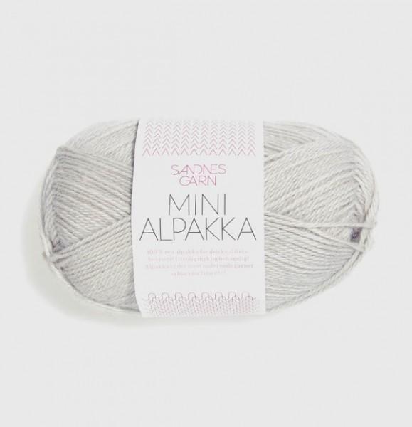 Mini Alpakka - Kalk (2320)