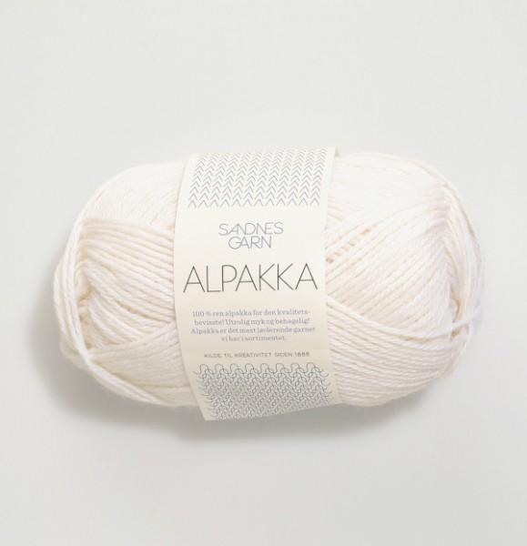 Alpakka - Ecru (1015)