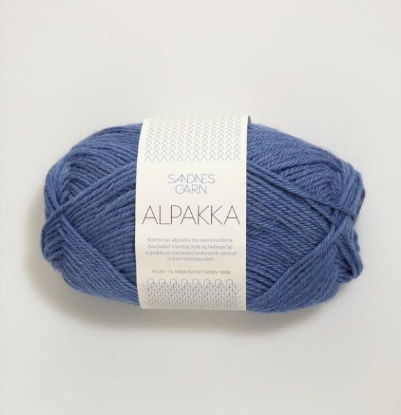 Alpakka - Blau (6053)