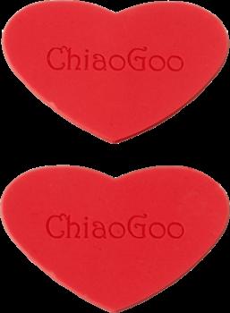 ChiaoGoo Gummiherzen
