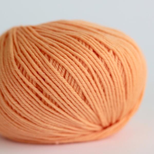 220 Superwash - Tangerine (826)
