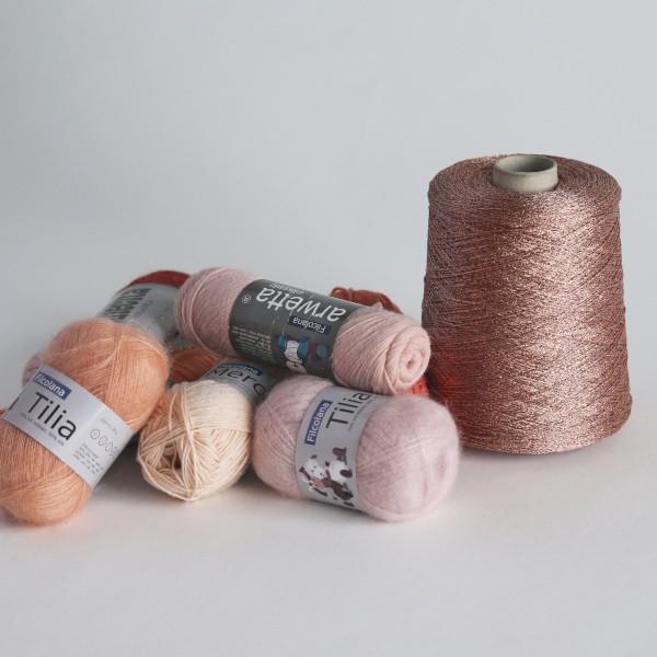Paia - Peach Shimmer (704)