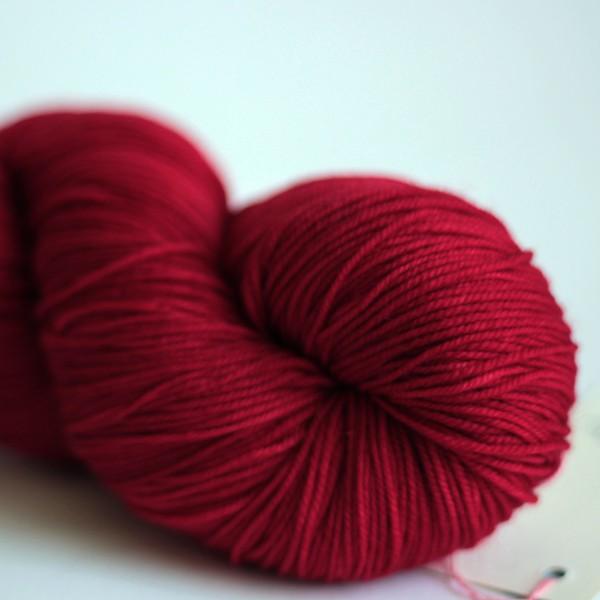 Sock - Ravelry Red
