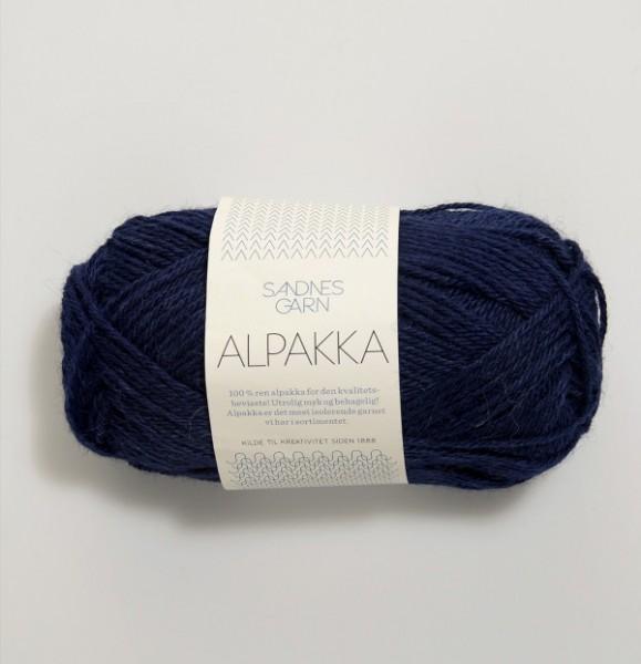 Alpakka - Dunkelblau (5575)