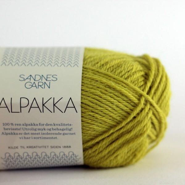 Alpakka - Gelbgrün (2005)