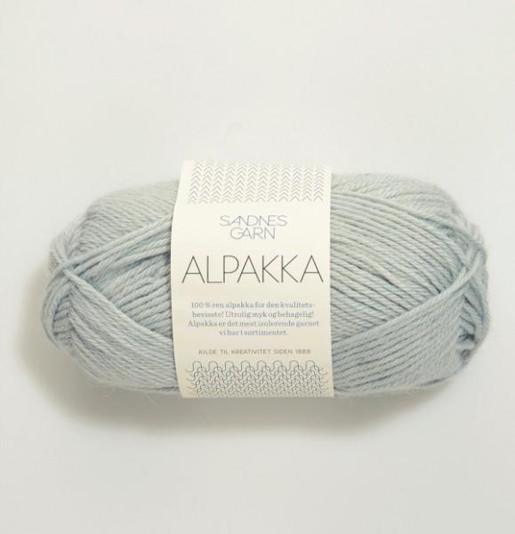 Alpakka - Eis (7521)