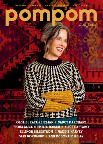 Pom Pom Quarterly - Issue 22 (Autumn 2017)