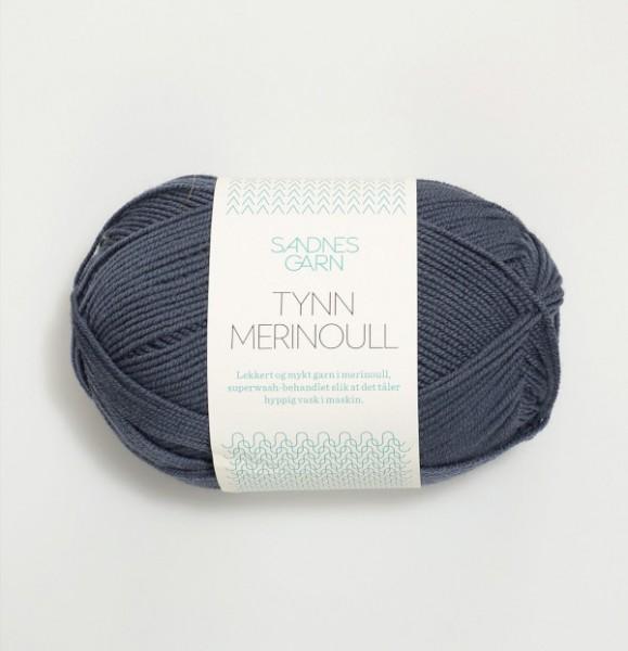 Tynn Merinoull - Graublau (6071)