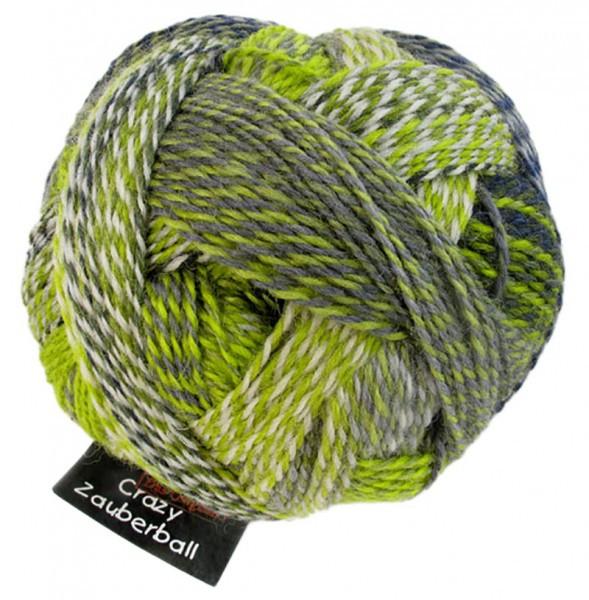 Zauberball ® Crazy - Grüne Woche (2204)