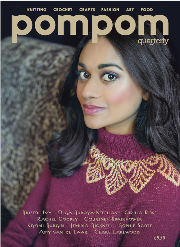 Pom Pom Quarterly - Issue 15 (Winter 2015)